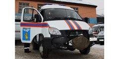 Оборудование и перевоплощение автомобиля ГАЗ 27057 (на базе Газель) в АСА-2Б (аварийно спасательный автомобиль)