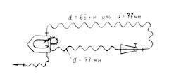Схема при заборе воды «насос-гидроэлеватор-цистерна-насос»