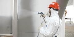 Огнезащитные составы. Огнезащитная обработка конструкций. Виды огнезащитных красок и особенности их применения