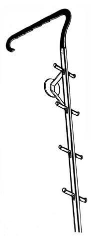 Пожарная лестница штурмовка