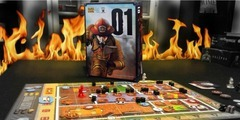 Настольная игра для пожарных