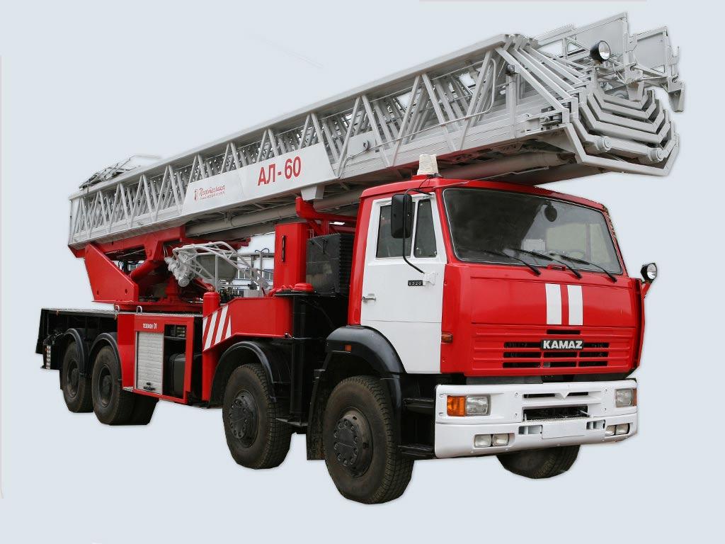 АЛ-60 КАМАЗ-63501 (8х8)