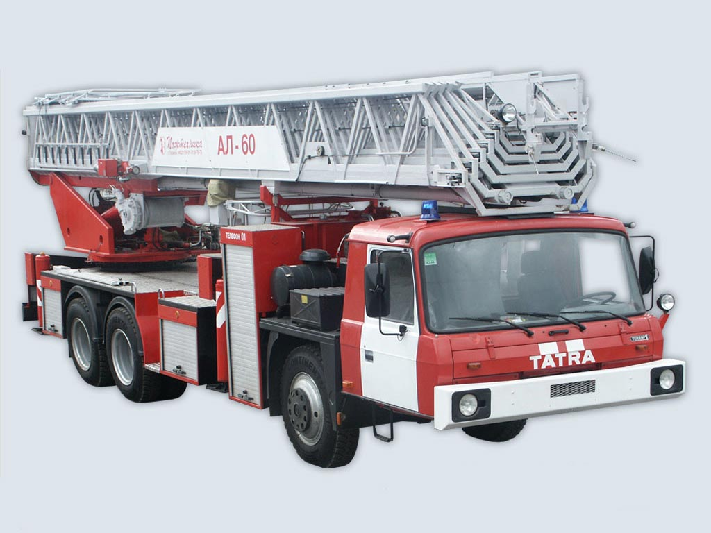 АЛ-60 TATRA-Т815 (6x6)