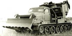 Котлованная машина МДК-2М