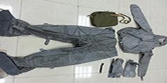 Методика нанесения маркировки на защитный костюм Л-1