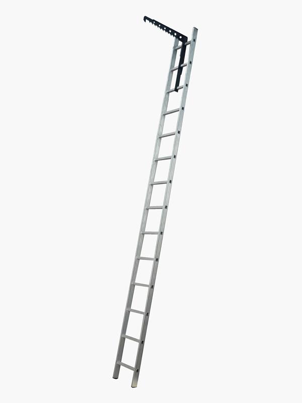Лестница штурмовая (лестница-штурмовка) металлическая