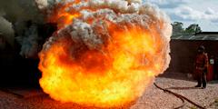 Условия возникновения горения как основа пожарной безопасности
