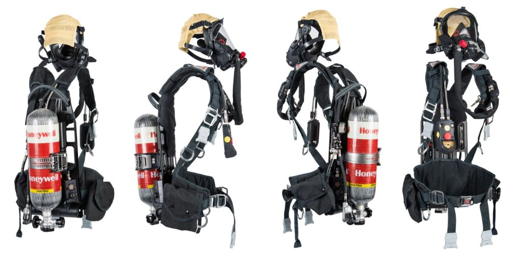 Автономный дыхательный аппарат ТИТАН