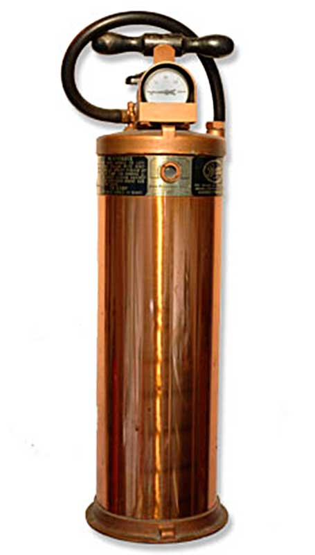 Огнетушитель Pyrene (ёмкостью 1 галлон)