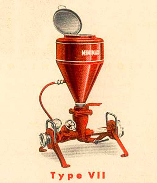 Пеногенератор Minimax
