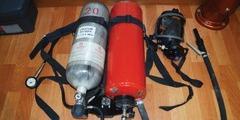 Модульная система пожаротушения совместно с СИЗОД