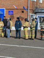 соревнование пожарных участники