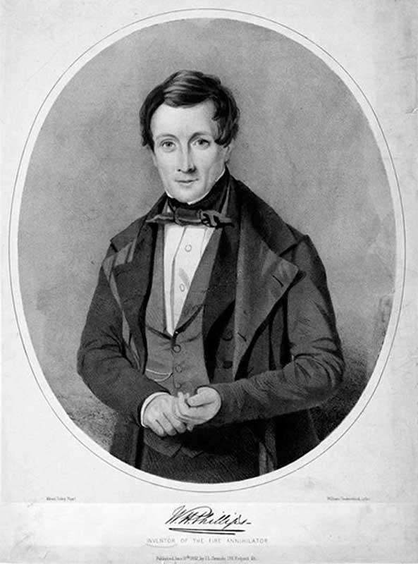 Уильям Генри Филипс английский изобретатель