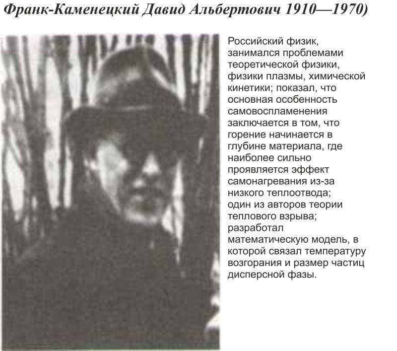 Франк-Каменецкий Давид Альбертович