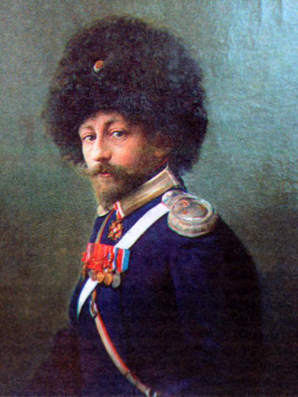 Комаровский Павел Евграфович