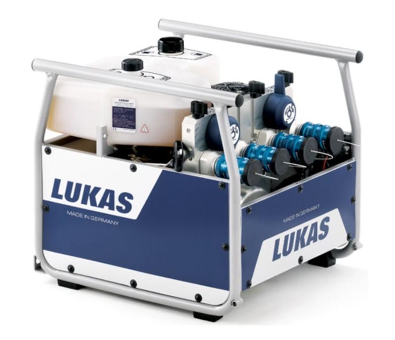 Лукас гидравлическая станция
