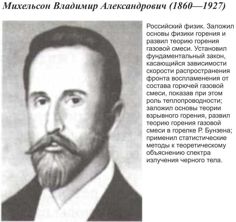 Михельсон Владимир Александрович