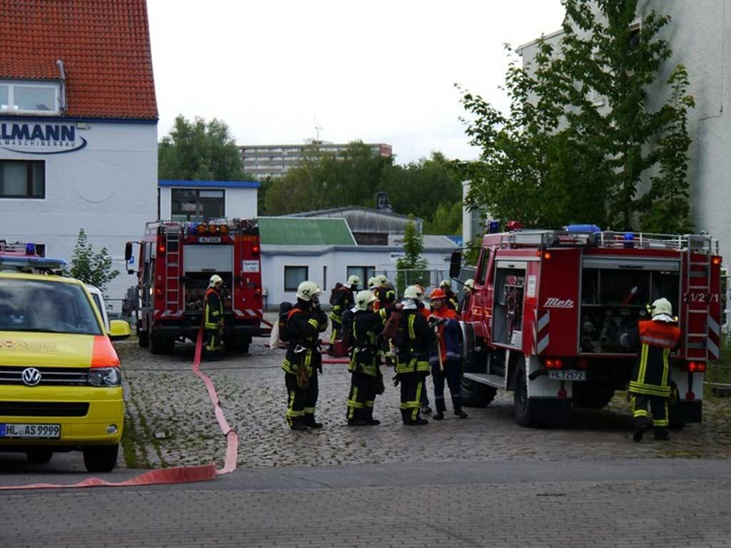 Пожарные Германии