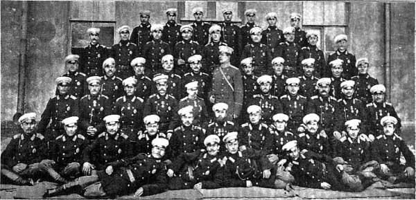 Пожарная команда Нарвской пожарной части