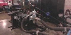 Устройство для проверки насосов пожарных