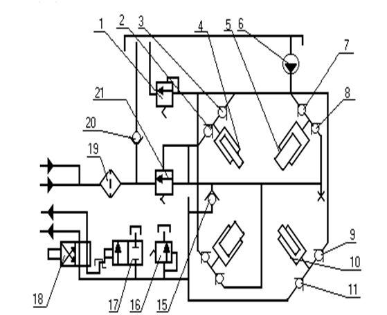Схема насоса насосной станции НС-80