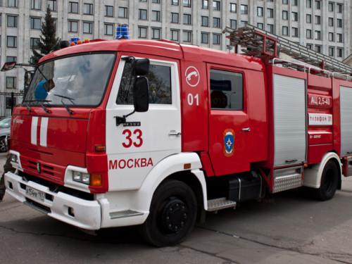 Пожарная автомобиль АЦ-2,5-40