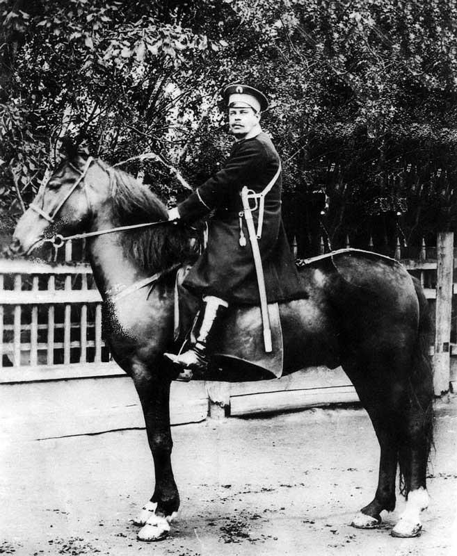 Михайлов Владимир Васильевич (брандмейстер Центральной пожарной части г. Томска, 1912 год)