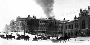 100 лет назад или один год Томской Пожарной Команды