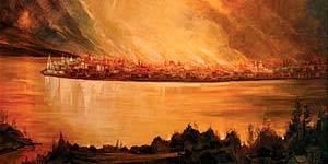Сибирские пожары в конце 70 – начале 80 годов XIX века