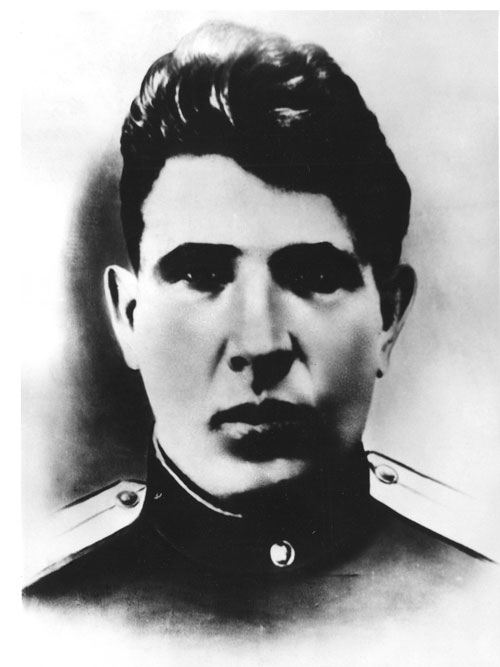 Наумов Григорий Яковлевич
