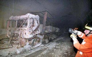 Последствия пожара в туннеле Монблан в 1999 году_1