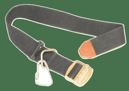 пояс с самозатягивающейся пряжкой