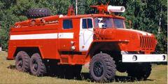 Тактико-техническая характеристика АЦ-7.5-40(4320)006МИ