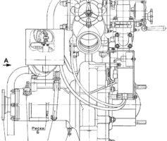 Чертеж 3 НЦПН-40-100 В1Т