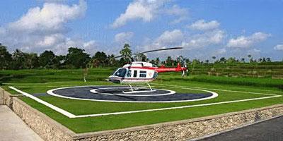 Вертолетная посадочная площадка. Требования. Меры безопасности.