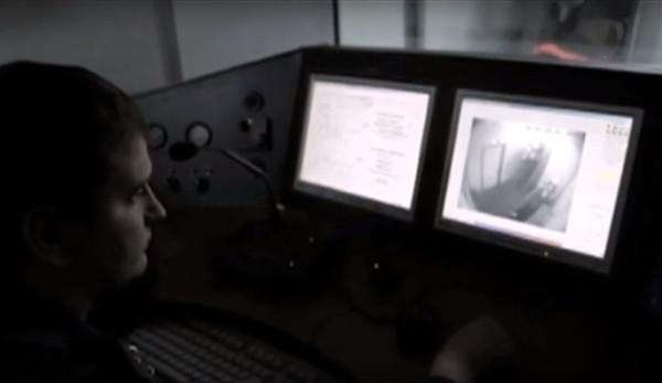 Видеонаблюдение в ТДК