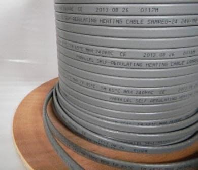 кабель тепловой регулирующийся