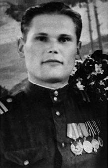 Лобов Михаил Пантелеевич