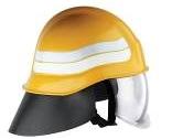 Шлем пожарного COMPACTA
