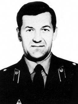 Синицын Николай Петрович