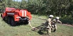 Задачи и организация работы добровольных пожарных дружин