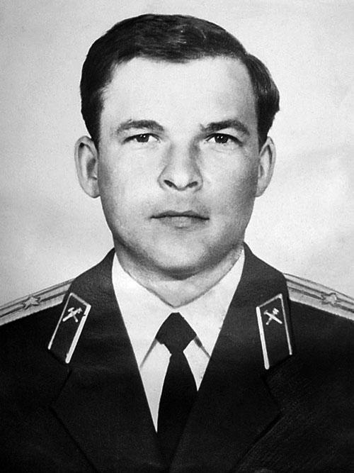 Гусев Василий Михайлович