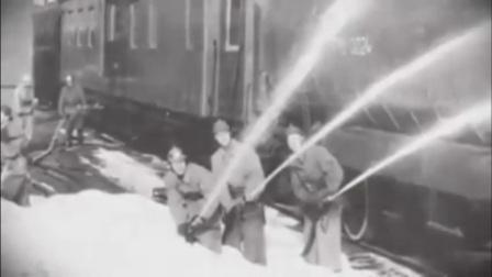 История пожарных поездов