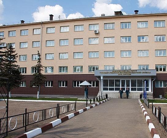 Ивановская пожарно-спасательная академия