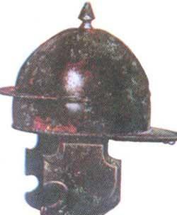 Каска (шлем) римского пожарного