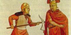 Зарождение пожарного дела в Древнем Риме