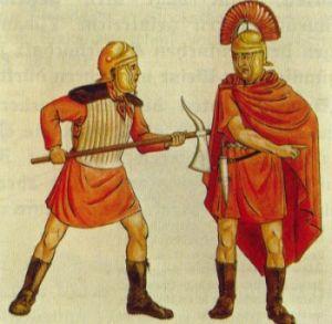 Римские пожарные