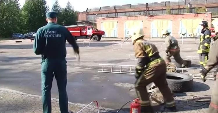 Соревнования по кроссфиту
