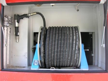 Ствол-распылитель высокого давления с катушкой рукавной СРВДК-2-400-60