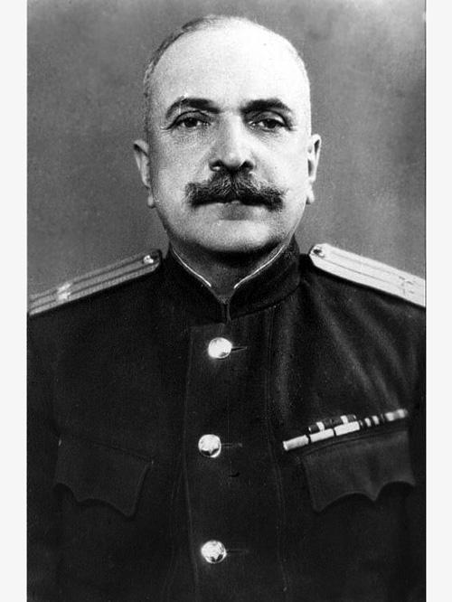 Юскин Михаил Федорович